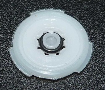 Neoperl ® Durchflussmengenregler weiß PCW 8Lt/min.Wasserspaarer (7326# - Vorschau