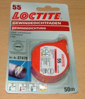 Loctite® 55 / 50m Dichtungsfaden Spender klein (4909#
