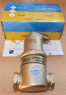 "SpiroVent Solar Luftabscheider /Autoclose / 3/4"" / Spirotech AA075FBA08 (7255#"