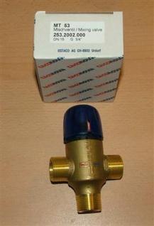 Mischventil 35 - 70°C / 3/4 Zoll AG / Taconova (5057#