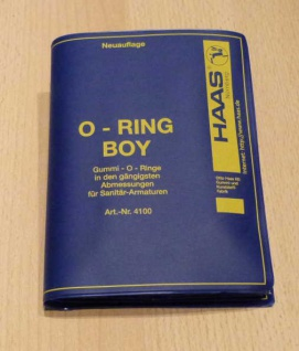 Dichtungen O-Ring-Sortiment, Boy Art.4100 (6874#