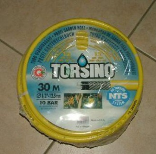 Torsino Wasserschlauch Q+ Qualität / 30m / 1/2 Zoll (1#