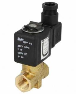 "Magnetventil RAPA HSV 04 230 Volt 3/8"" Heberschutzventil (10607#"
