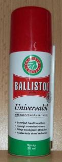 Ballistol® Universalöl Sprayflasche 50ml / Waffenöl / Kriechöl (7268# - Vorschau