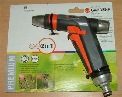 Gardena Premium Handspritze / Wasserspritze 8101 (10354#