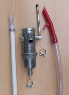 Ölheberpumpe / Handpumpe Horn KH 2 H incl. Schlauchgarnitur (9174#
