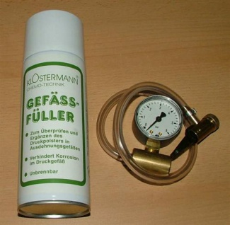 Spaarset Adapter + Gefäßfüller Klostermann 400ml (5035#