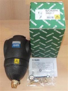 """Schlammabscheider Dirtmag® Mit Magnet + Iso Caleffi 1 1/4"""" / 546317 (7146# - Vorschau"""