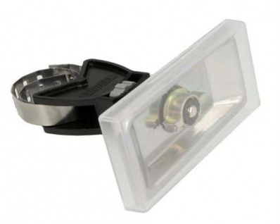 SIMPLEX Quick Schilderhalter mit Edelstahlband 1Stück ( 100x50mm) (10252#