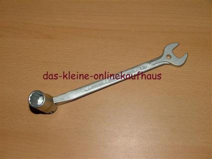 Düsenschlüssel Nuß-Gelenk Maul 16mm Speziell für Ölbrennerdüsen (947#
