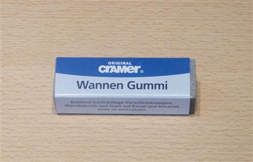 Cramer® Wannen Gummi zum entfernen von Verunreinigungen (6523#