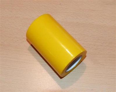 PVC Isolierband gelb Breite=100mm / Länge=10m (10080#