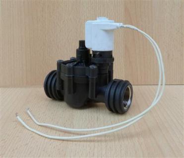 """Magnetventil 3/4"""" mit Magnetspule stromlos offen / 230 V./ bis 60° (8149# - Vorschau"""