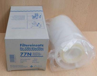 """BWT Cillit Filtereinsatz für Cillit - Klarfilter 77N / 1 1/2""""+2"""" (9702# - Vorschau"""