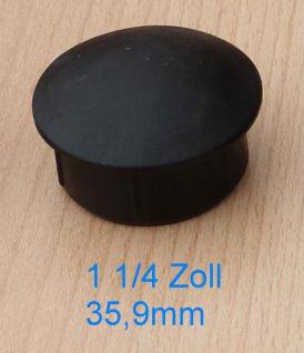 Rohrabdeckkappe für 1 1/4 Zoll Rohr Innendurchmesser 35, 9mm (10404#