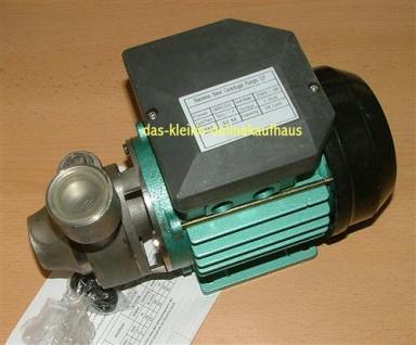 Edelstahl Kreiselpumpe / für Säfte Wasser usw. NEU(834#