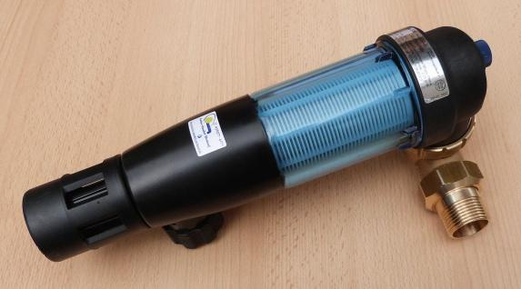 Rückspülfilter / Wasserfilter 1Zoll DN25 SYR® DUO FR (9167#