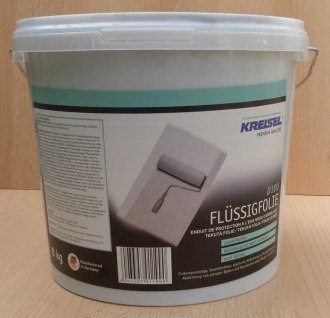 Flüssigfolie D 100 KREISEL Inhalt 8 kg (8519# - Vorschau