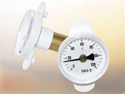 Thermometer zu ISO-T Kugelhähnen / HS (6763# - Vorschau