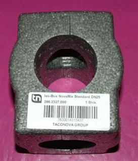 Isolierbox für Mischventil Taconova DN 25 // 296.2327.000 (5728# - Vorschau