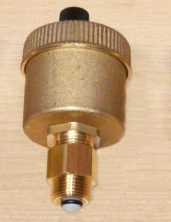 Automatischer Schnellentlüfter Watts 3/8 Zoll kurze Ausführung (10486#