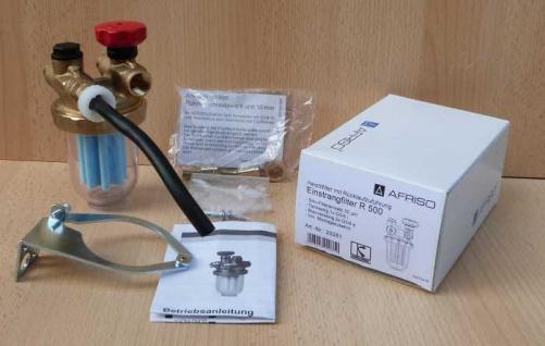 Heizölfilter mit Rücklaufzuführung / Einstrangfilter R 500 / Afriso (8503# - Vorschau