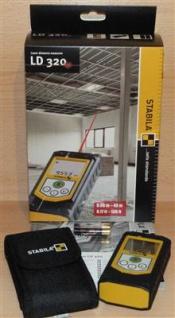 STABILA Laserentfernungsmesser LD320 bis 40m / Kompaktklasse (7262# - Vorschau
