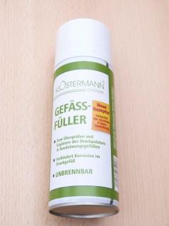 Gefäßfüller Klostermann 400ml für MAG (5034#
