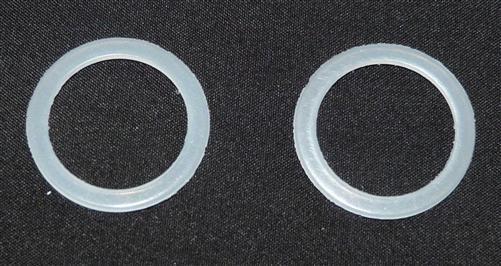 Wassermesser / Wasseruhr spez. Dichtungen, für QN2, 5 Waserzähler / 2Stk.(7243# - Vorschau