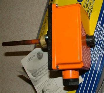 Tauchthermostat IMIT Sicherheitsthermostat ( STB ) 100 mm (10461#