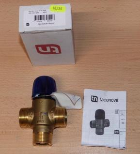 Mischventil Taconova 45-65°C 1 Zoll AG Value 253.1003.000 (10238# - Vorschau