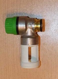 Sicherheitsventil für ORKLI Sicherheitsgruppe grüne Serie 21170KU(5856#
