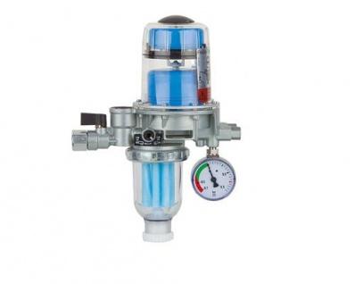 Automatischer Heizölentlüfter Afriso FloCo-Top-2KM Si mit Filter (7733#
