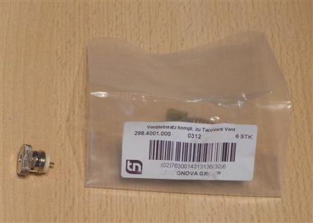 Ersatz - Ventileinsatz komplett für TacoVent 1 Stück (6553#