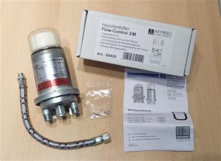Automatischer Heizölentlüfter Afriso Flow-Control 3/M (6784#