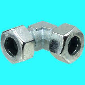 Stahl Schneidring-Verschr. WV verzinkt 8 mm (Auswahlmöglichkeiten)