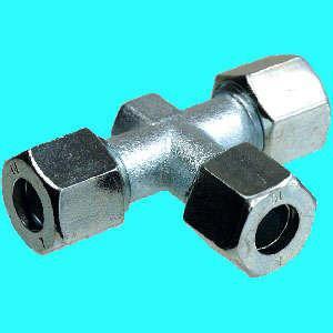 Stahl Schneidring-Verschr. TV verzinkt 8 mm (Auswahlmöglichkeiten)