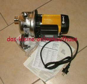Delta Gartenpumpe SM 500 ESPA (Auswahlmöglichkeiten)