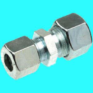 Stahl Schneidring-Verschr. GRV verz. 8mm x 6mm (Auswahlmöglichkeiten)