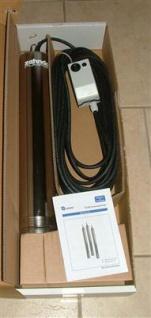 Tauchdruckpumpe Zehnder TM 12 / Edelstahl (Auswahlmöglichkeiten)