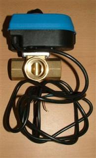 Motorventil /230Volt /4 Wege Euromix (Auswahlmöglichkeiten)
