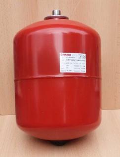 Ausdehnungsgefäß für Solaranlagen 5 Liter (Auswahlmöglichkeiten) - Vorschau