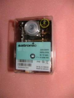 Satronic Feuerungsautomat DKO 970 Mod. 05, ersetzt TF 801.2 (Auswahlmöglichkeiten) - Vorschau
