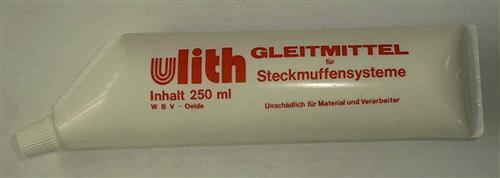 Gleitmittel 150ml Tube für Kunststoffrohre (Auswahlmöglichkeiten)