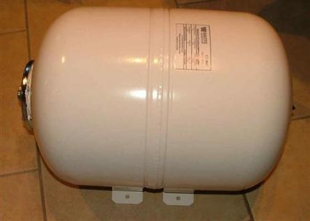 Ausdehnungsgefäß Watts zylindrische Bauform 35 l (Auswahlmöglichkeiten)