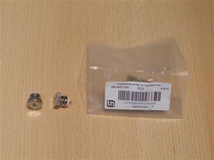 Ventileinsatz komplett TacoVent Ersatz für alle Größen (Auswahlmöglichkeiten)