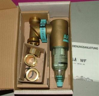Wasserfeinfilter / Wechselfilter BWT Drehbarer Kopf 1Zoll (Auswahlmöglichkeiten) - Vorschau