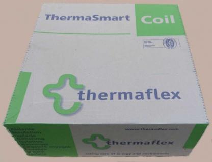 Thermaflex Isolierung Ø 15mm x 6mm // 38m Rolle (Auswahlmöglichkeiten)