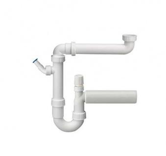 Rohrbelüfter für Plastesifon ( z.B. Spüle) (Auswahlmöglichkeiten)