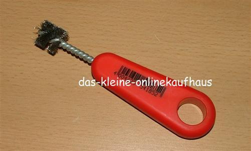 Putzbürste Innen für Kupferfittinge (Muffe) 8mm (Auswahlmöglichkeiten) - Vorschau